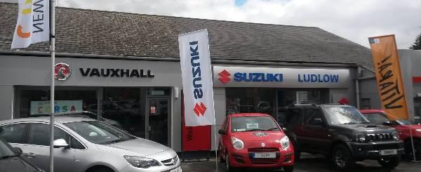Ludlow Motors Vauxhall