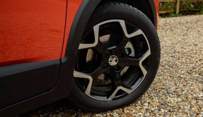 Crossland x wheels