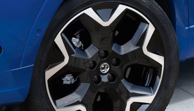 Grandland wheels