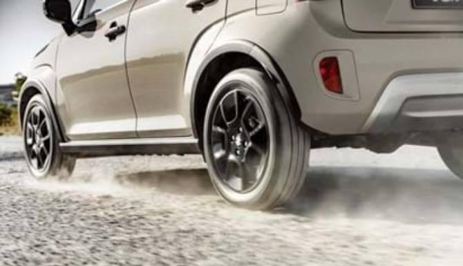 Suzuki Ignis Rugged Control