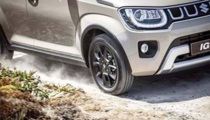 Suzuki Ignis Simply Safer