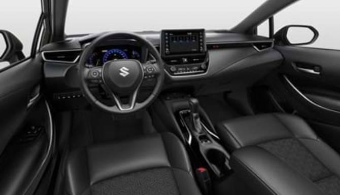 swace sz5 interior shot