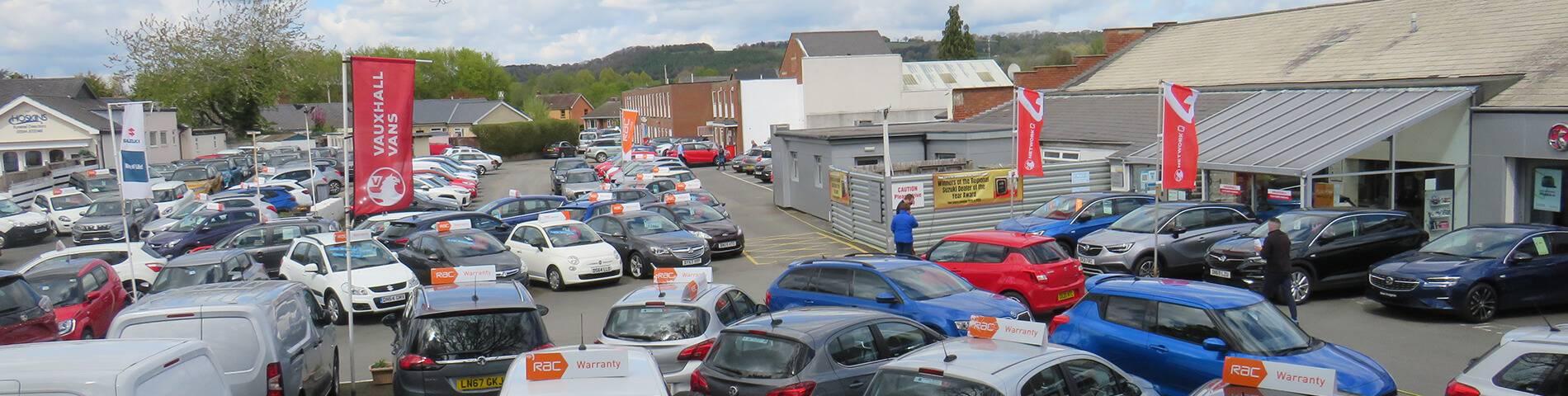 Ludlow Motors Dealership