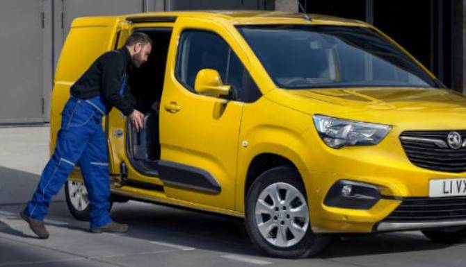 Vauxhall Combo e Van