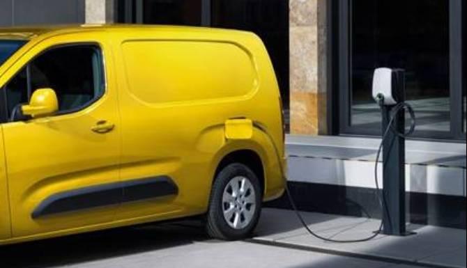 Vauxhall Combo e Van Battery Pack